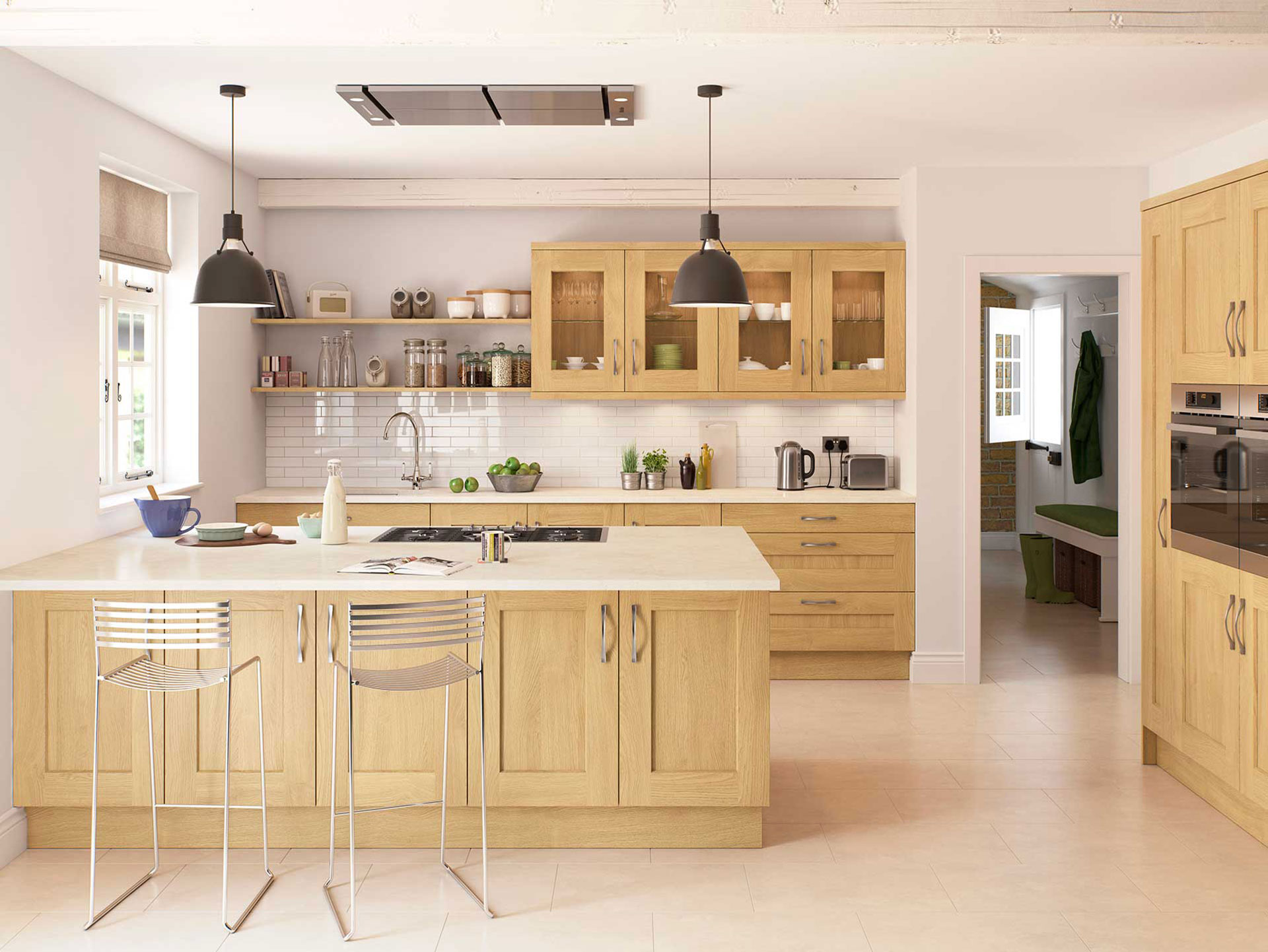 Example of Whitefield kitchen project