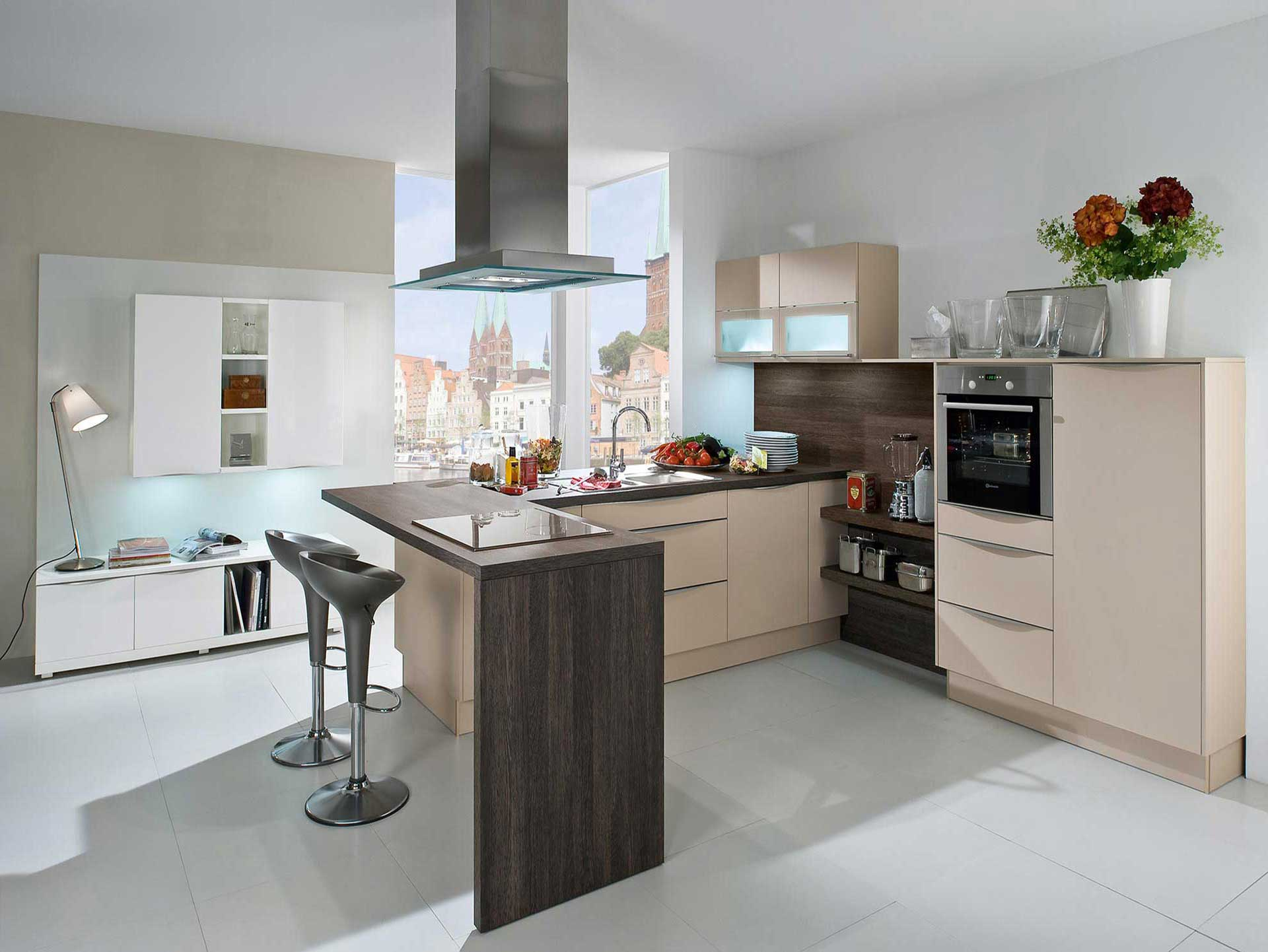 Low cost kitchens in Whitefield and Prestwich