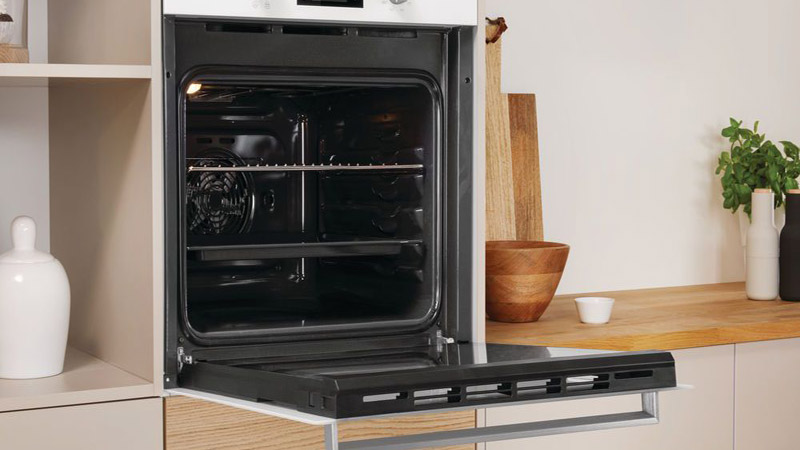 Too busy to write about built-in ovens