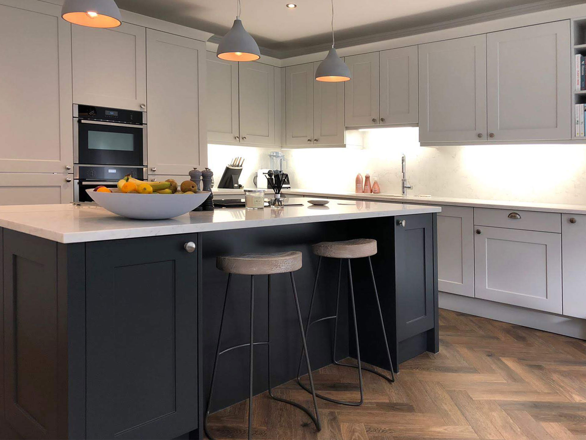 Simon Fink Kitchens completed project sample